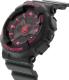 Casio Women's Baby-G BA111-1A Black Plastic Quartz Watch - Side Image Swatch
