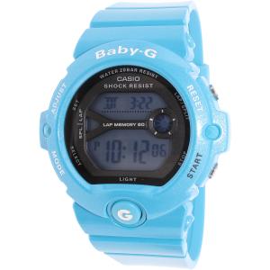 Casio Women's Baby-G BG6903-2 Blue Resin Quartz Watch