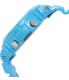 Casio Women's Baby-G BG6903-2 Blue Resin Quartz Watch - Side Image Swatch