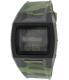 Nixon Men's Lodown Ii A2891629 Green Rubber Quartz Watch - Main Image Swatch