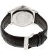 Emporio Armani Men's Classic AR1704 Rose-Gold Leather Quartz Watch - Back Image Swatch