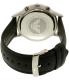 Emporio Armani Men's Classic AR2473 Blue Leather Analog Quartz Watch - Back Image Swatch