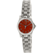 Marc by Marc Jacobs Women's Henry MBM3326 Silver Stainless-Steel Swiss Quartz Watch