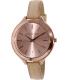 Michael Kors Women's Runway MK2274 Brown Leather Quartz Watch - Main Image Swatch