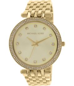 Michael Kors Women's Darci MK3216 Gold Stainless-Steel Quartz Watch