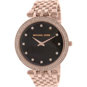 Michael Kors Women's Darci MK3217 Rock Stainless-Steel Quartz Watch