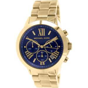 Michael Kors Women's Bradshaw MK5923 Gold Stainless-Steel Quartz Watch