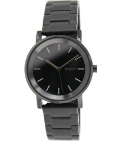 Dkny Women's Soho NY2240 Black Ceramic Quartz Watch