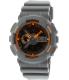 Casio Men's G-Shock GA110TS-1A4 Dark Grey Resin Quartz Watch - Main Image Swatch