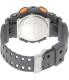 Casio Men's G-Shock GA110TS-1A4 Dark Grey Resin Quartz Watch - Back Image Swatch