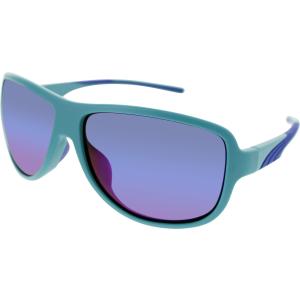 Puma Men's Clubtail PU15159GN Green Wrap Sunglasses
