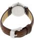 Daniel Wellington Women's Bristol 0923DW Brown Leather Quartz Watch - Back Image Swatch
