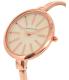 Anne Klein Women's AK-1470RGST Rose Gold Stainless-Steel Analog Quartz Watch - Side Image Swatch