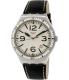 Swatch Men's Irony YWS403C Black Leather Swiss Quartz Watch - Main Image Swatch