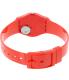 Swatch Women's Originals LR127 Red Plastic Swiss Quartz Watch - Back Image Swatch