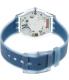 Swatch Women's Skin SFS103 Blue Silicone Swiss Quartz Watch - Back Image Swatch