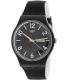 Swatch Men's Originals SUOB715 Black Silicone Swiss Quartz Watch - Main Image Swatch