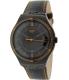 Swatch Men's Irony YWB401 Black Leather Swiss Quartz Watch - Main Image Swatch