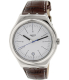 Swatch Men's Irony YWS401 Brown Leather Leather Swiss Quartz Watch - Main Image Swatch