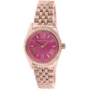 Michael Kors Women's Lexington MK3285 Rose Gold Stainless-Steel Quartz Watch