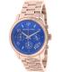 Michael Kors Women's Runway MK5940 Rose-Gold Stainless-Steel Quartz Watch - Main Image Swatch