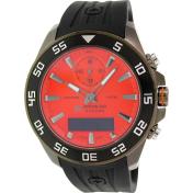 Swiss Military Hanowa Men's 06-4222-30-079 Red Silicone Swiss Quartz Watch