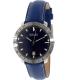 Bulova Men's Accutron II 96B204 Blue Leather Quartz Watch - Main Image Swatch