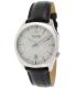Bulova Men's Accutron II 96B213 Black Leather Quartz Watch - Main Image Swatch