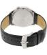 Bulova Men's Accutron II 96B213 Black Leather Quartz Watch - Back Image Swatch