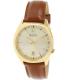 Bulova Men's Accutron II 97B132 Brown Leather Quartz Watch - Main Image Swatch
