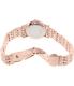 Bulova Women's Diamond Gallery 97P106 Gold Stainless-Steel Quartz Watch - Back Image Swatch