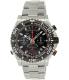 Bulova Men's Precisionist 98B212 Silver Stainless-Steel Quartz Watch - Main Image Swatch