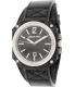 Black Dice Men's Graduate BD-070-01 Black Leather Analog Quartz Watch - Main Image Swatch