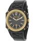 Black Dice Men's Graduate BD-070-03 Black Leather Analog Quartz Watch - Main Image Swatch
