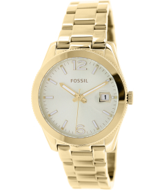 Fossil Women's Boyfriend ES3586 Gold Stainless-Steel Quartz Watch