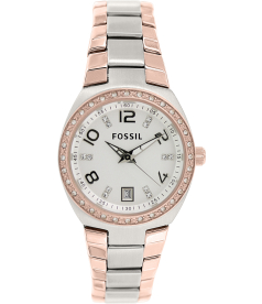 Fossil Women's Colleague ES3621 Multi Stainless-Steel Analog Quartz Watch