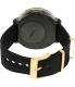 Vestal Men's Guide GDEDP06 Digital Nylon Quartz Watch - Back Image Swatch