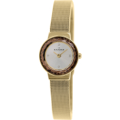 Skagen Women's Leonora SKW2187 Rose-Gold Stainless-Steel Quartz Watch