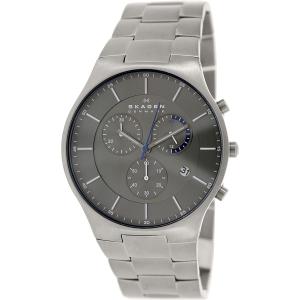 Skagen Men's Balder SKW6077 Silver Titanium Quartz Watch