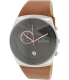 Skagen Men's Havene SKW6085 Brown Leather Quartz Watch - Main Image Swatch