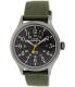 Timex Men's Expedition T49961 Green Nylon Analog Quartz Watch - Main Image Swatch