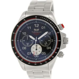 Vestal Men's Zr-2 ZR2020 Silver Stainless-Steel Quartz Watch