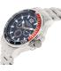 Nautica Men's Nst 02 N22616G Silver Stainless-Steel Quartz Watch - Side Image Swatch