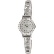 Guess Women's U0411L1 Silver Stainless-Steel Quartz Watch