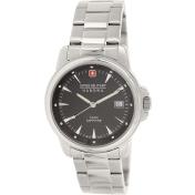 Swiss Military Hanowa Men's 06-5230-04-007 Silver Stainless-Steel Swiss Quartz Watch