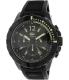 Lacoste Men's Fidji 2010740 Black Rubber Quartz Watch - Main Image Swatch
