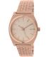 Nixon Men's Time Teller A045897 Rose Gold Stainless-Steel Quartz Watch - Main Image Swatch