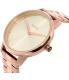Nixon Women's Kensington A0991045 Rose Gold Stainless-Steel Quartz Watch - Side Image Swatch