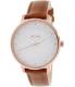 Nixon Women's Kensington A1081045 Brown Leather Quartz Watch - Main Image Swatch