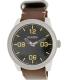 Nixon Men's Corporal A243019 Brown Leather Leather Quartz Watch - Main Image Swatch